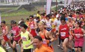 まつの桃源郷マラソン