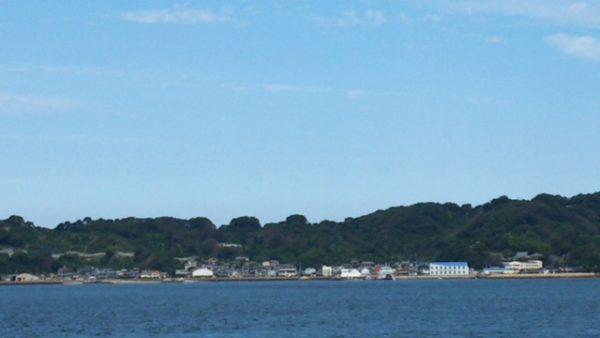 興居島 海水浴