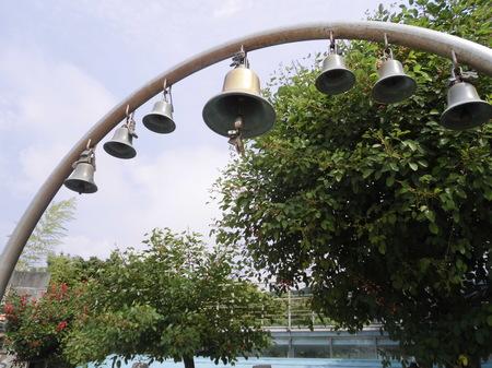 ふたみシーサイド公園 鐘