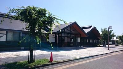 H28年オープンの松山市北条児童センター