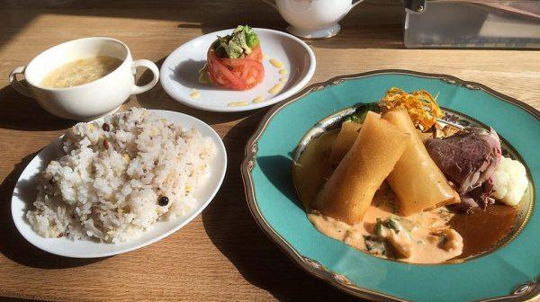 松山 ディナー