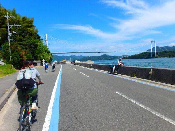 ブルーライン しまなみサイクリング
