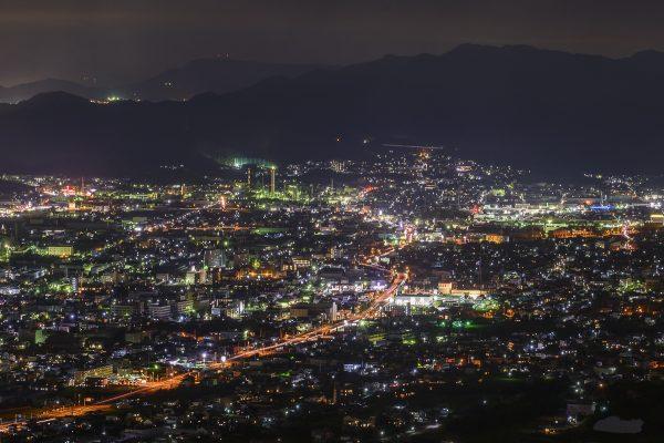 四国中央市具定展望台