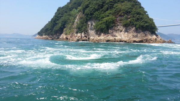 瀬戸の潮流