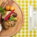 ロープウェイ街でドイツ料理を楽しむなら「ドイツハウス」へ