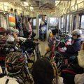 土日祝は自転車OK!サイクルトレインで三津浜焼きを食べに行こう