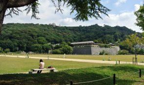 城山公園 ジョギング