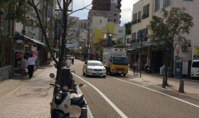 松山ロープウェイ街をそぞろ歩き