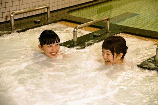 キスケのゆ 酒風呂