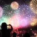 三津浜花火大会2017をアイテムえひめ屋上花火観覧席で快適に楽しむ