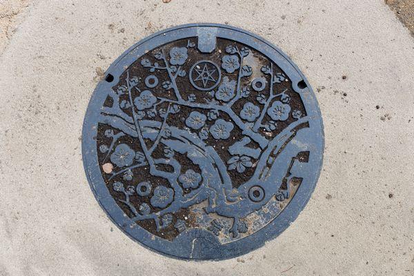 utility hole
