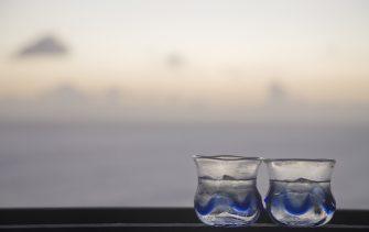 海と日本酒