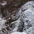 白猪の滝_冬