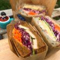 幸せの青いトラック「ルリイロサンド」のインスタ映え&絶品サンドイッチ