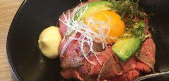 MASUO 肉 ランチ (1)