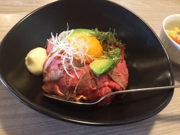 MASUO 肉 ランチ (2)
