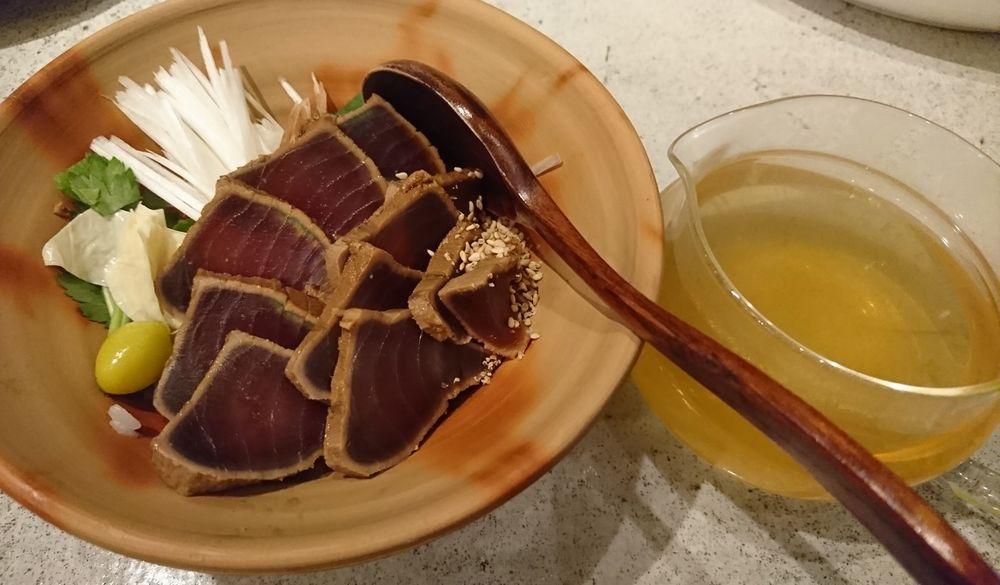 出汁茶漬け 網元茶屋