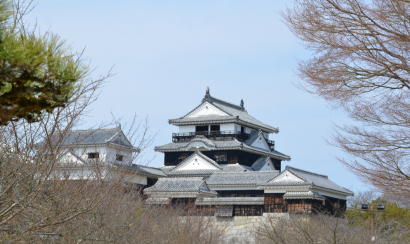 松山城冬の陣