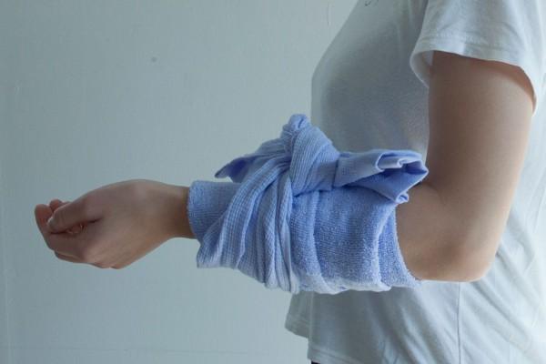 包帯 タオル