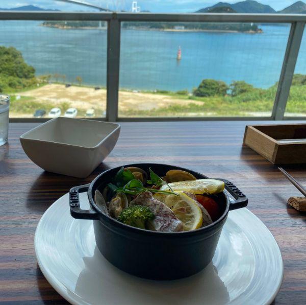 しまなみ海道 レストラン